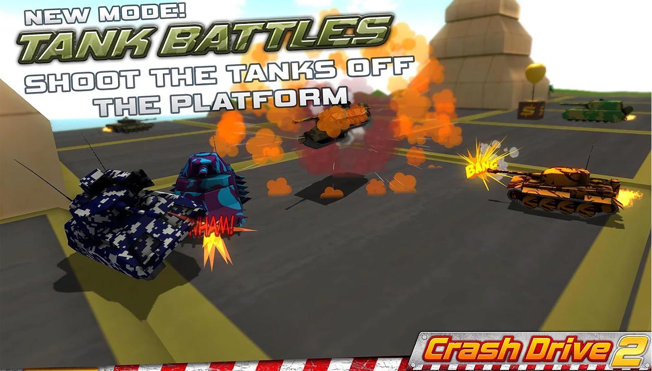 Crash Drive 2 screenshot