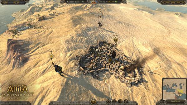 Total War: ATTILA - Empires of Sand Culture Pack- RELOADED full crack - Game Screenshot
