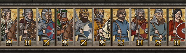 Total War: ATTILA - Age of Charlemagne Campaign Pack - Game Screenshot