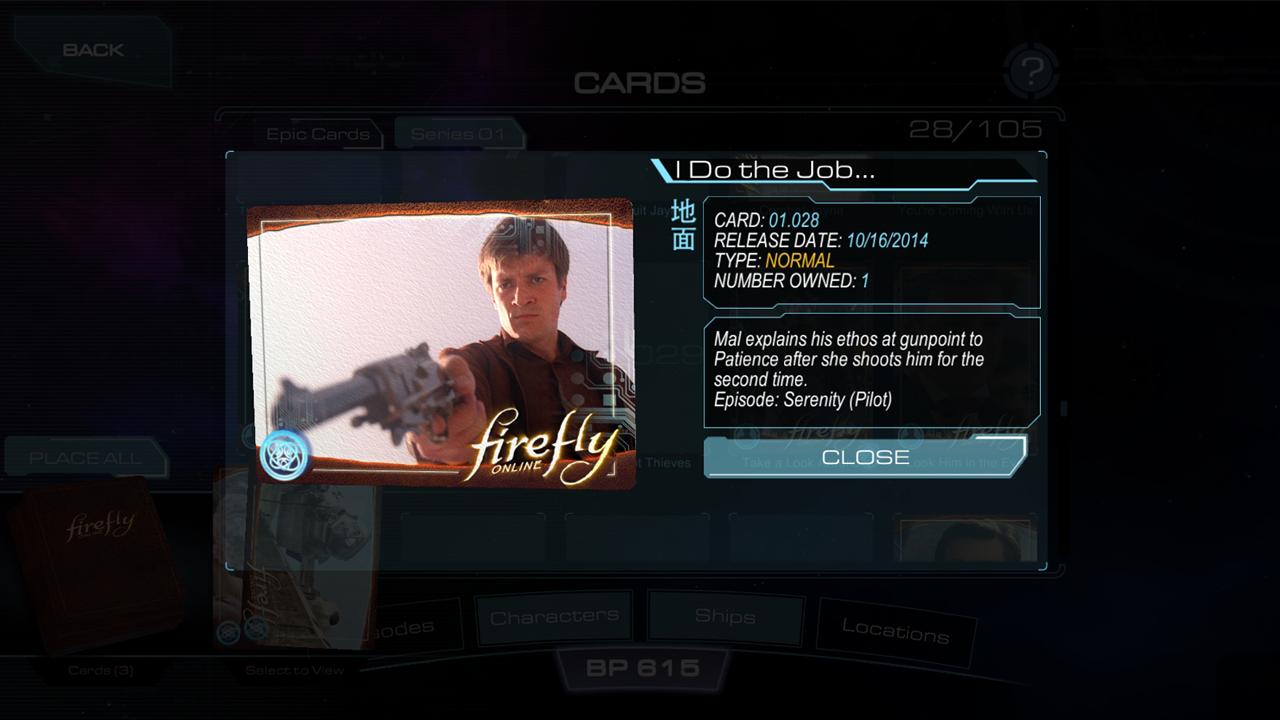 Firefly online game release date in Brisbane
