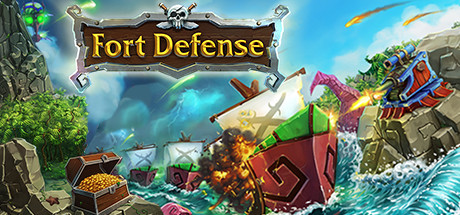 免费获取 Steam 游戏 Fort Defense 海盗防御[Mac、PC]丨反斗限免