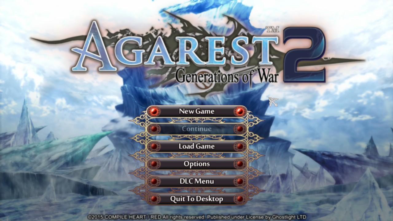 Agarest 2 - Bundle #3 screenshot