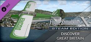 FSX: Steam Edition - Discover Great Britain Add-On