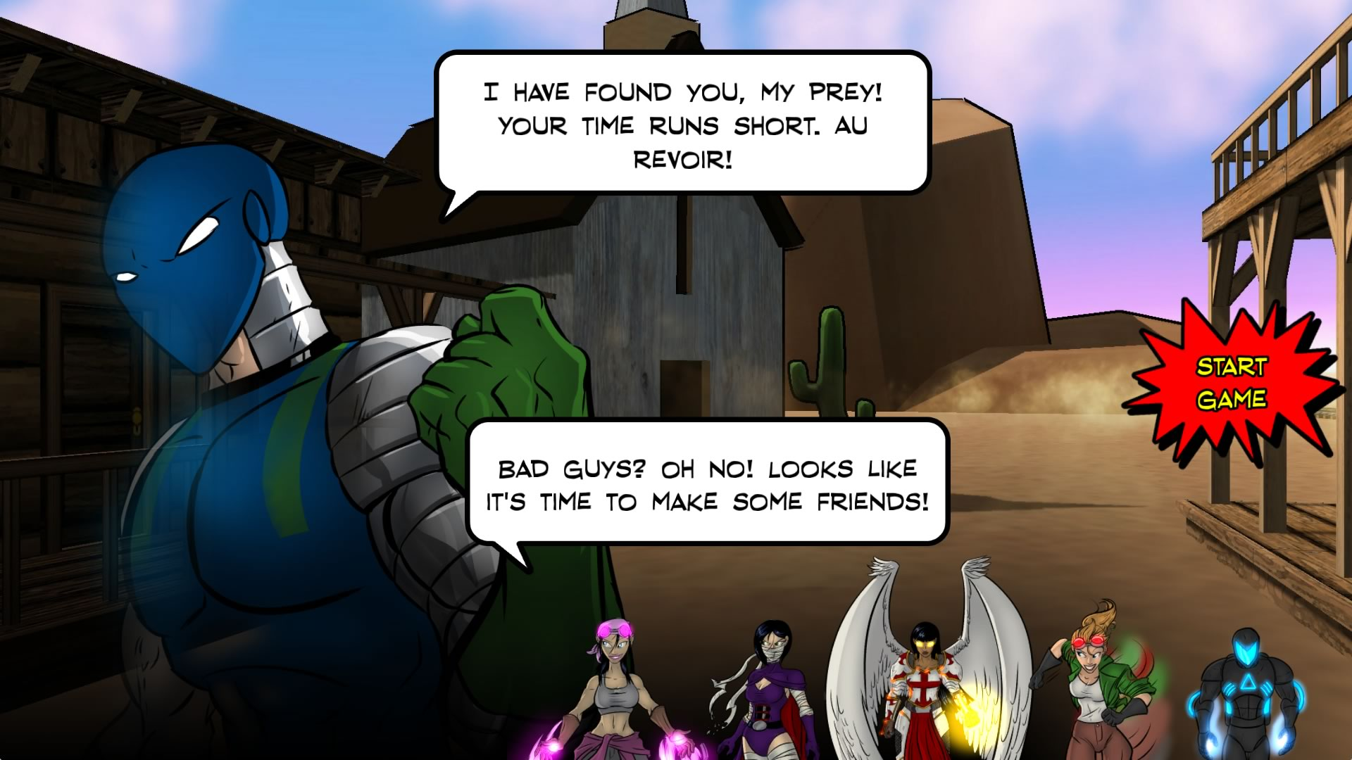 Sentinels of the Multiverse - Mini-Pack 1 screenshot