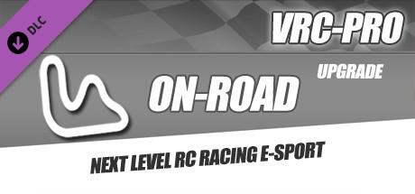 VRC PRO Deluxe Nitro on-road tracks