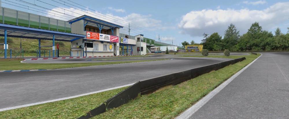 VRC PRO Deluxe Nitro on-road tracks screenshot