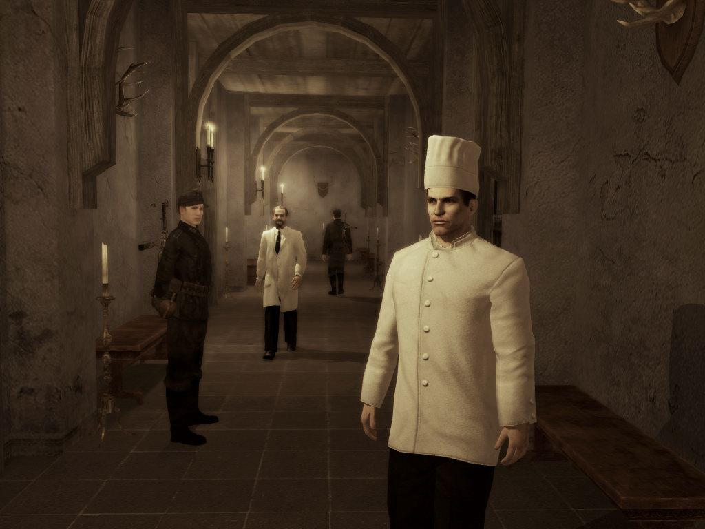 Death to Spies: Moment of Truth screenshot