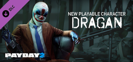 payday 2 dragan character pack on steam