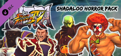USFIV: Shadaloo Horror Pack