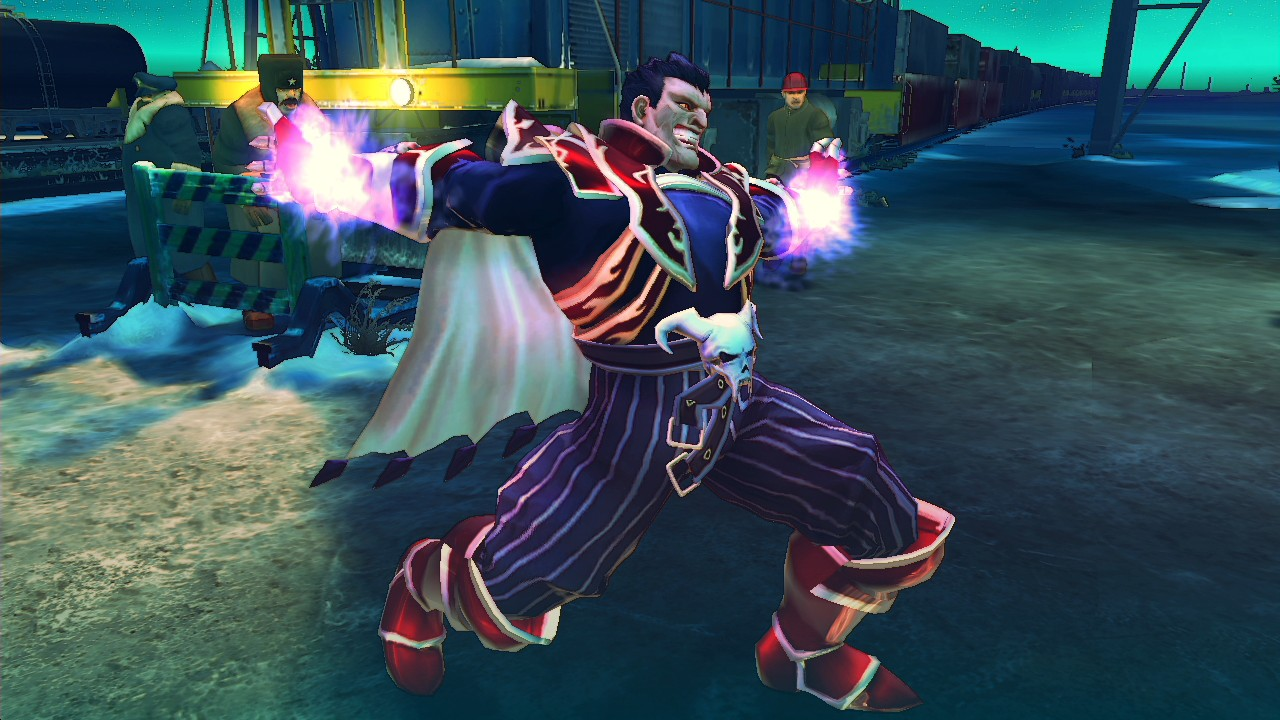 USFIV: Shadaloo Horror Pack screenshot