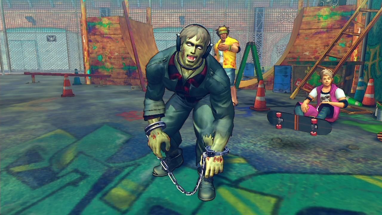 USFIV: Challengers Horror Pack 2 screenshot