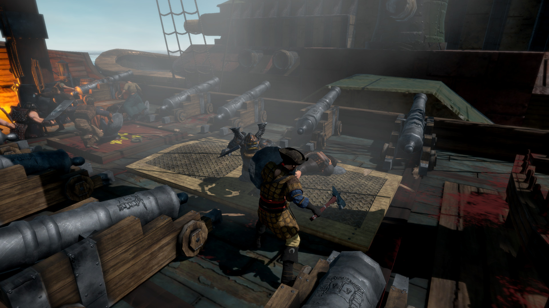 man o war corsair warhammer naval battles download