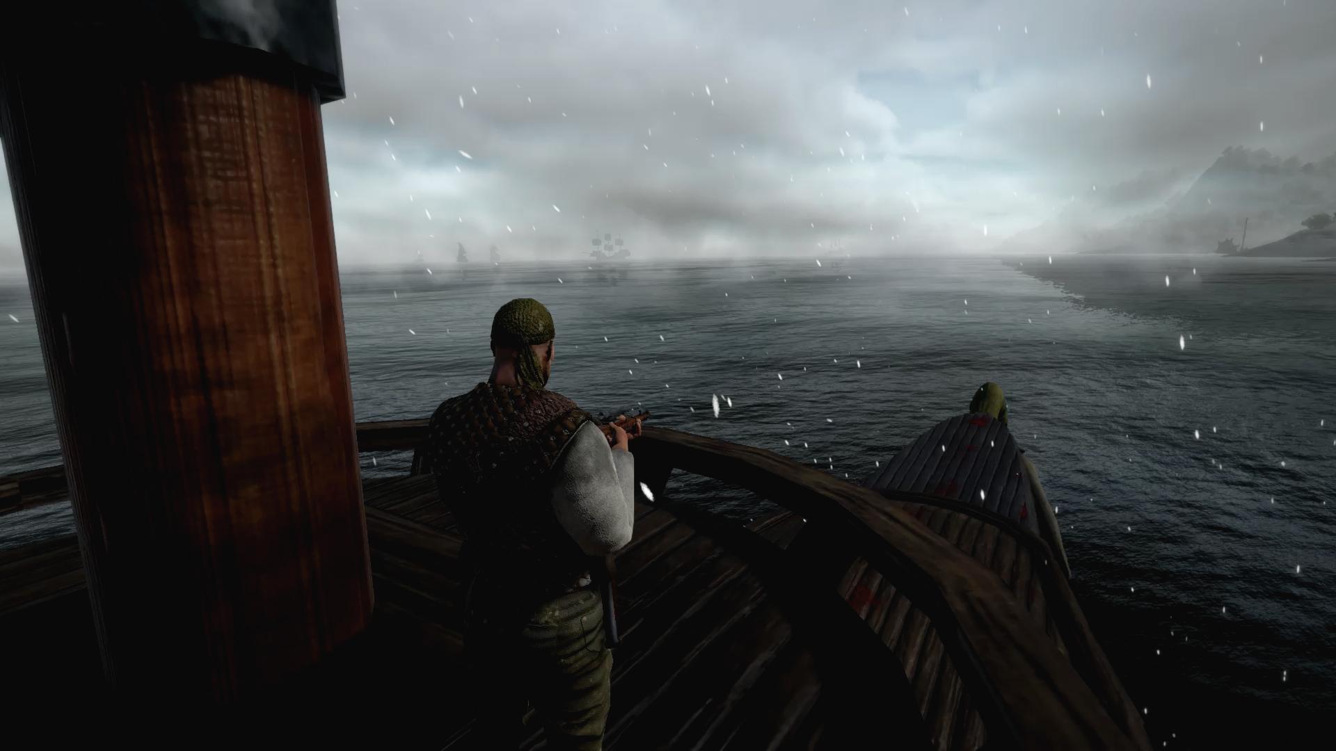 Man O' War: Corsair [Early Access] [GoG] [2016 Eng]