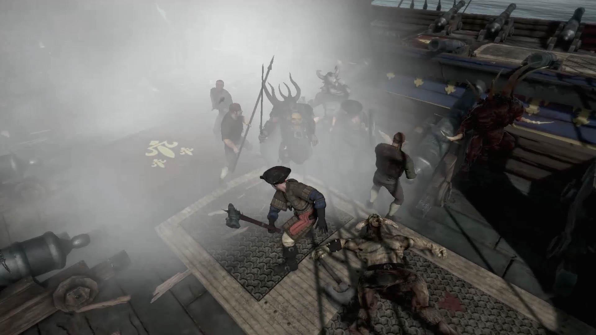 Man O' War: Corsair - Warhammer Naval Battles screenshot