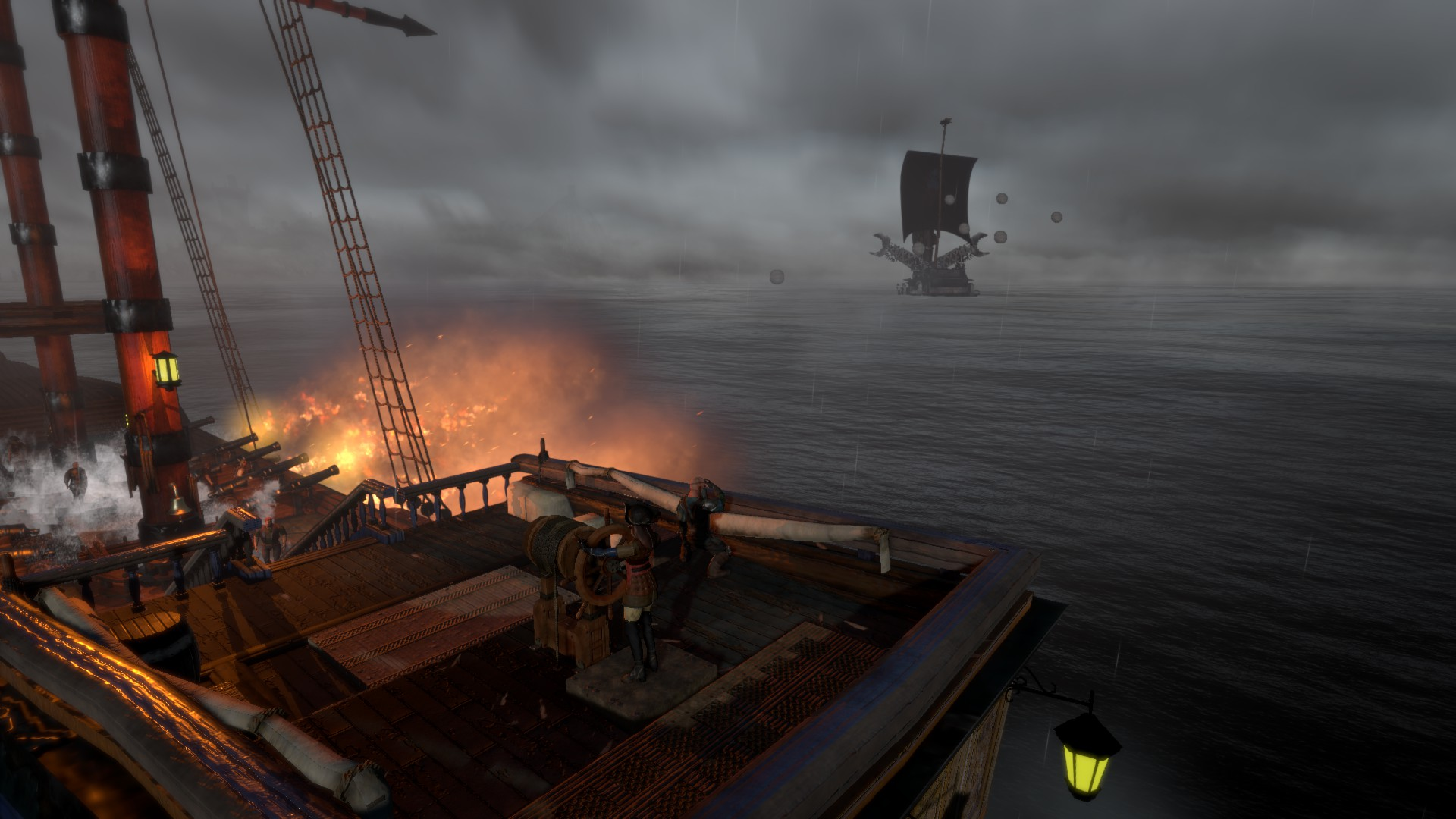 Man O' War: Corsair screenshot 1