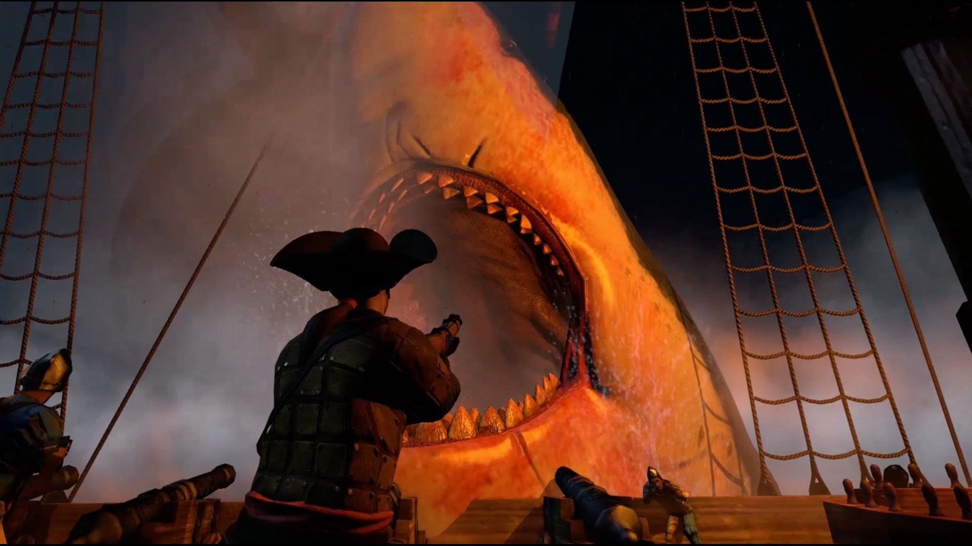 Man O' War: Corsair screenshot 2