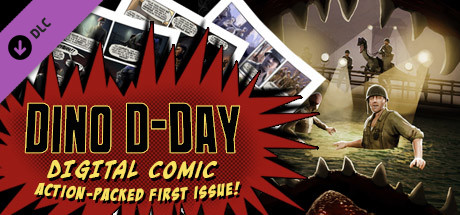 Dino D-Day Comic - Issue #1