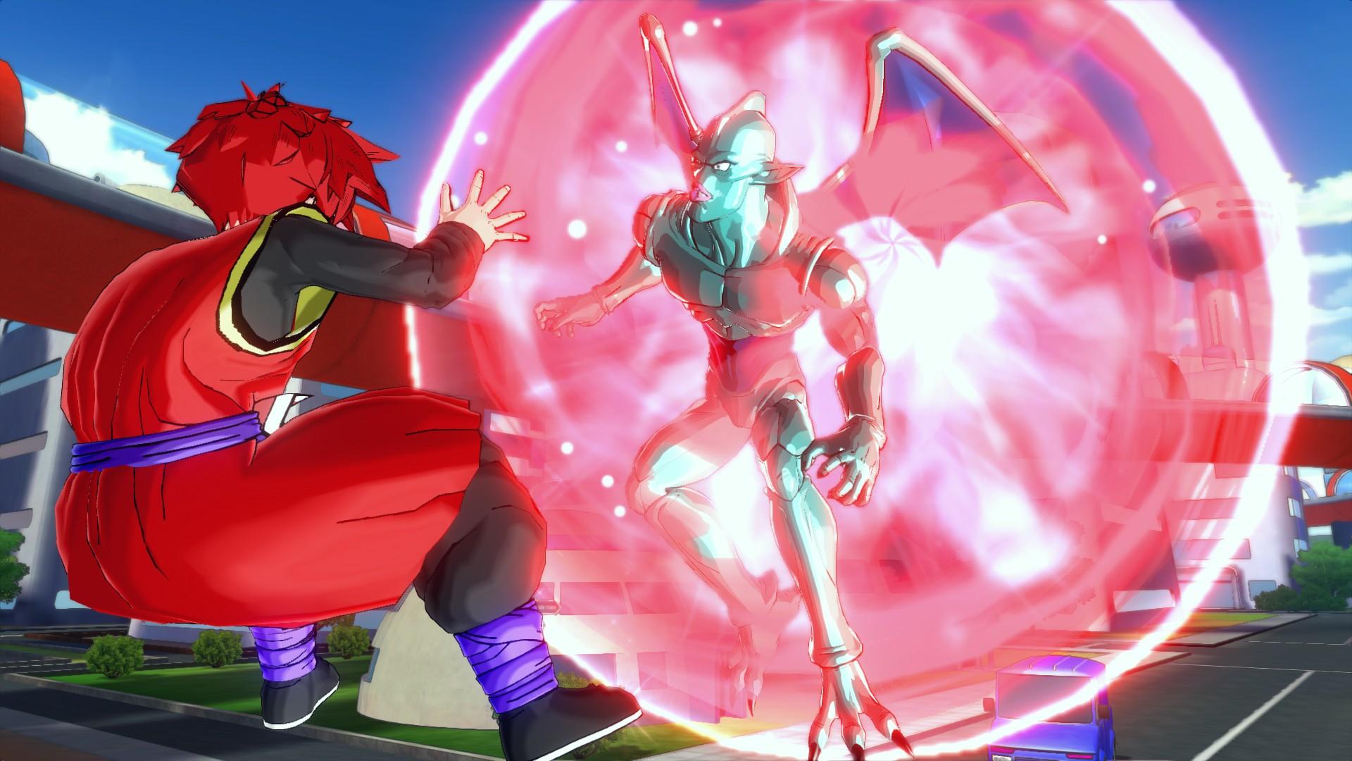 DRAGON BALL XENOVERSE GT PACK 2 (+ Mira and Towa) screenshot