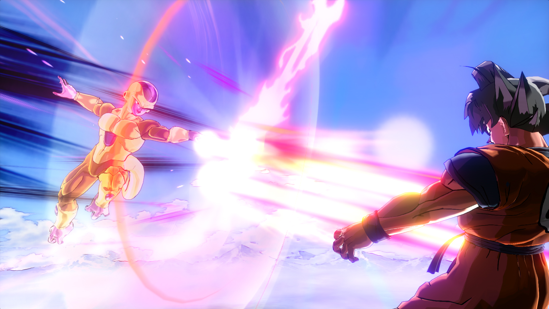 DRAGON BALL Z: Resurrection 'F' pack screenshot