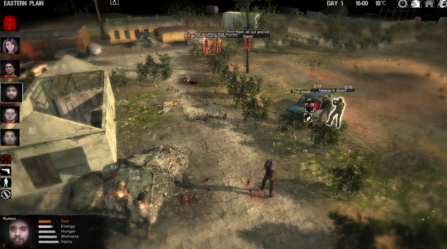 Forsaken Fortress Strategy screenshot