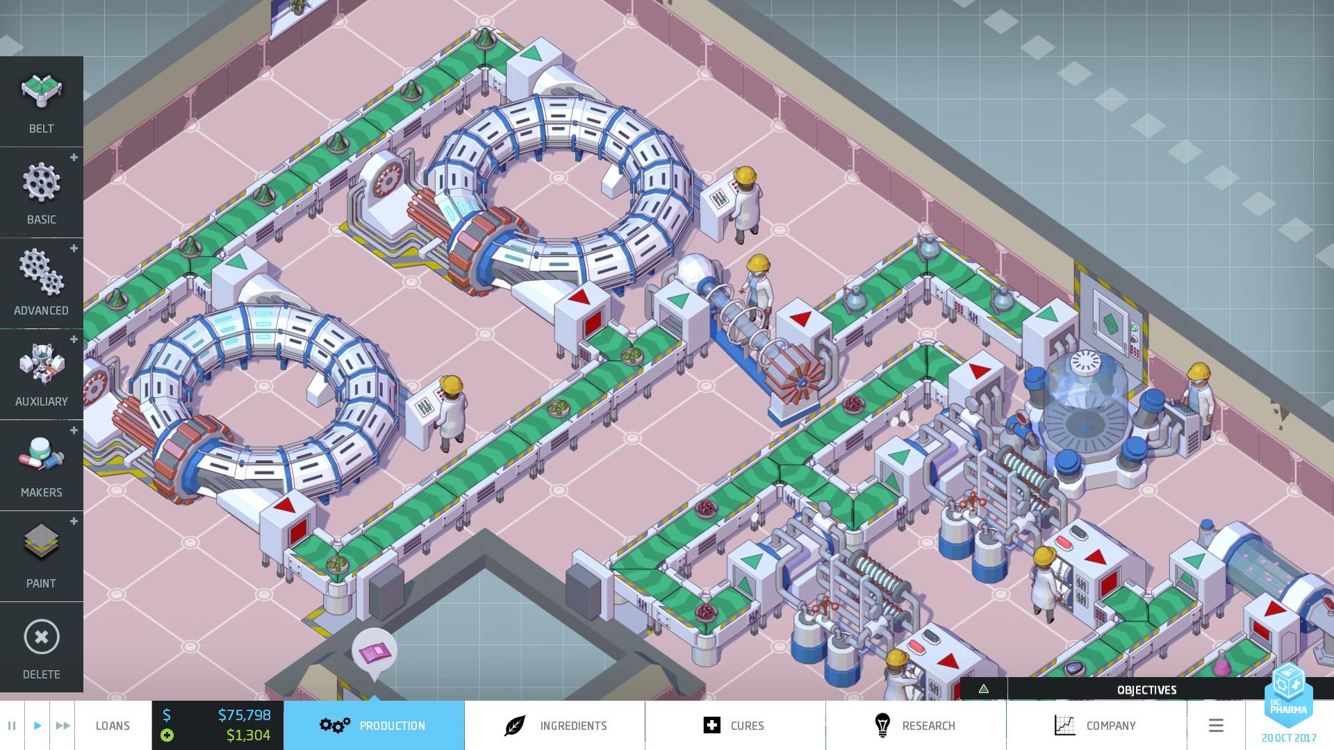 Big Pharma screenshot