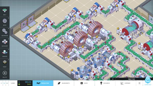 Big Pharma - Game Screenshot