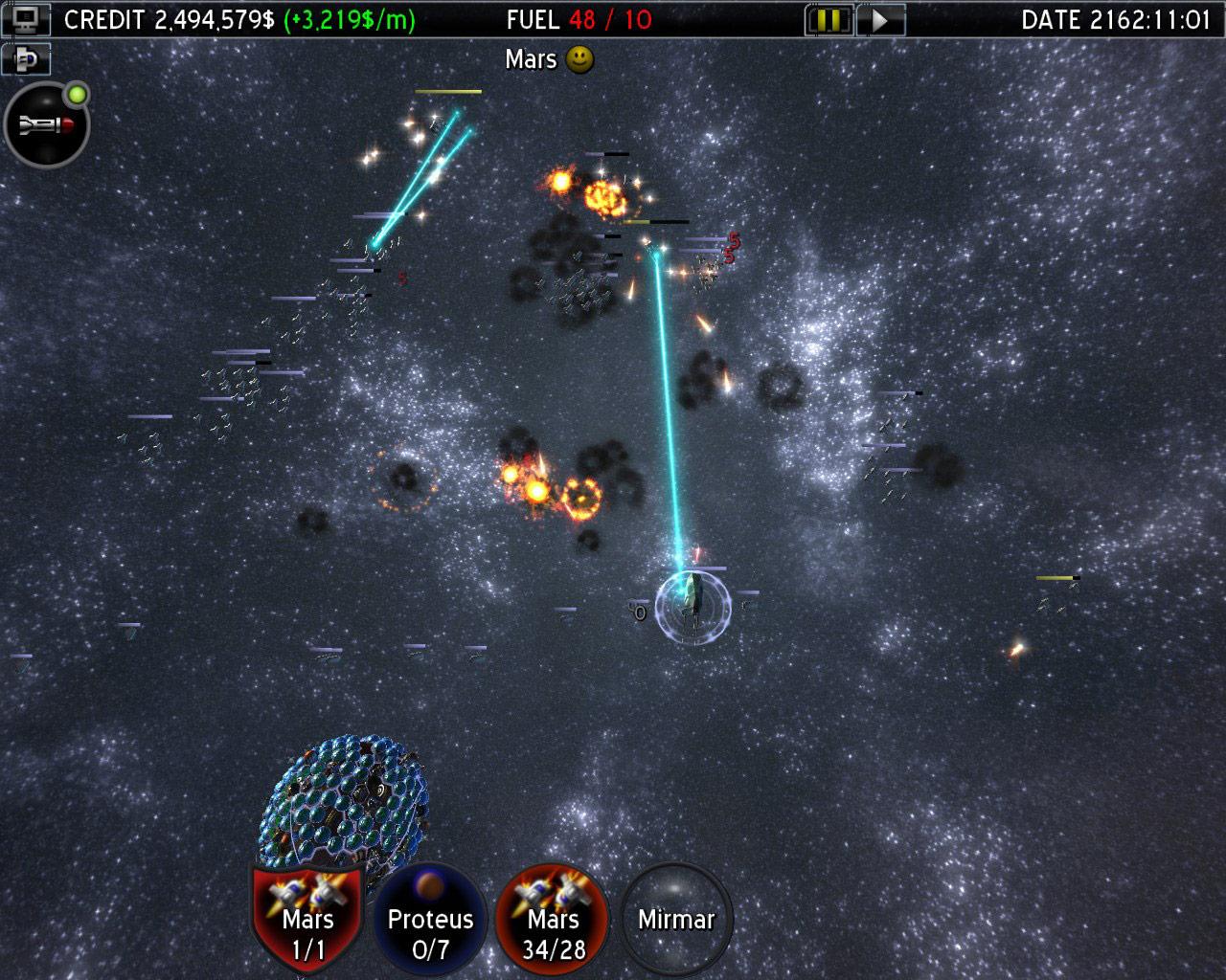 Light of Altair screenshot