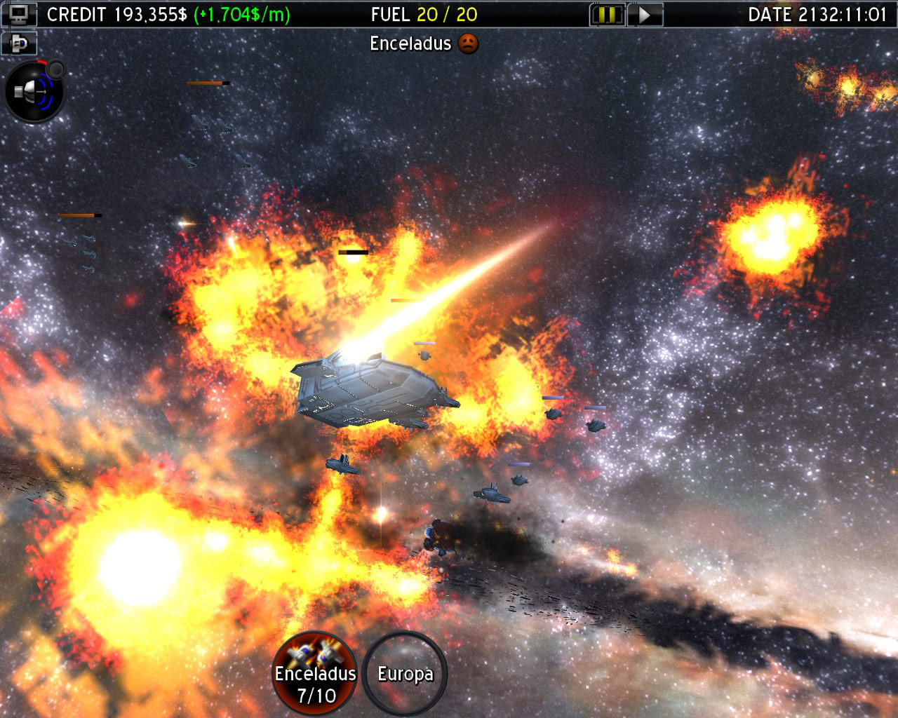 Light of Altair screenshot