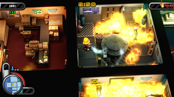 Flame Over PC Game Download HI2U