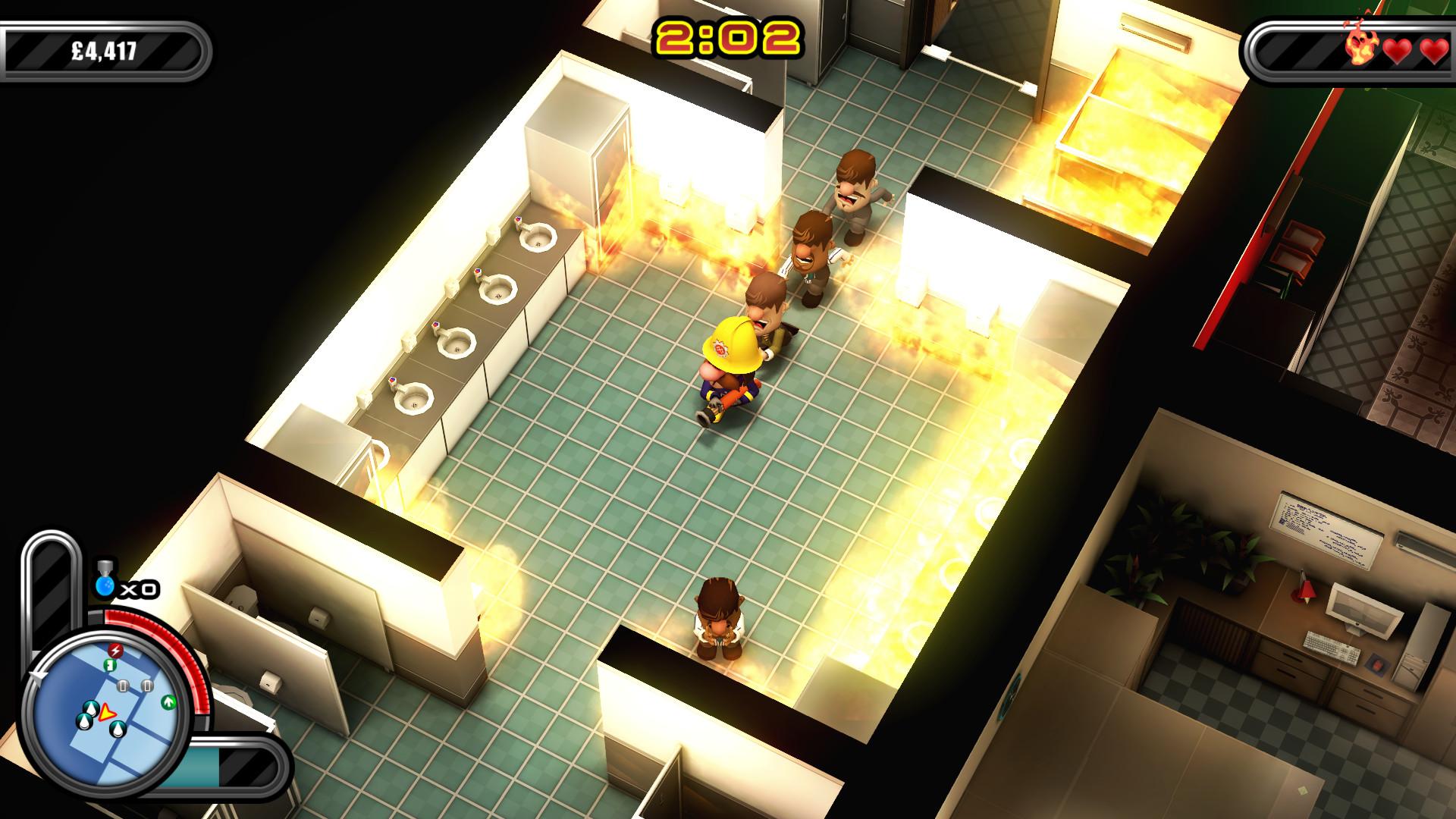 Flame Over screenshot