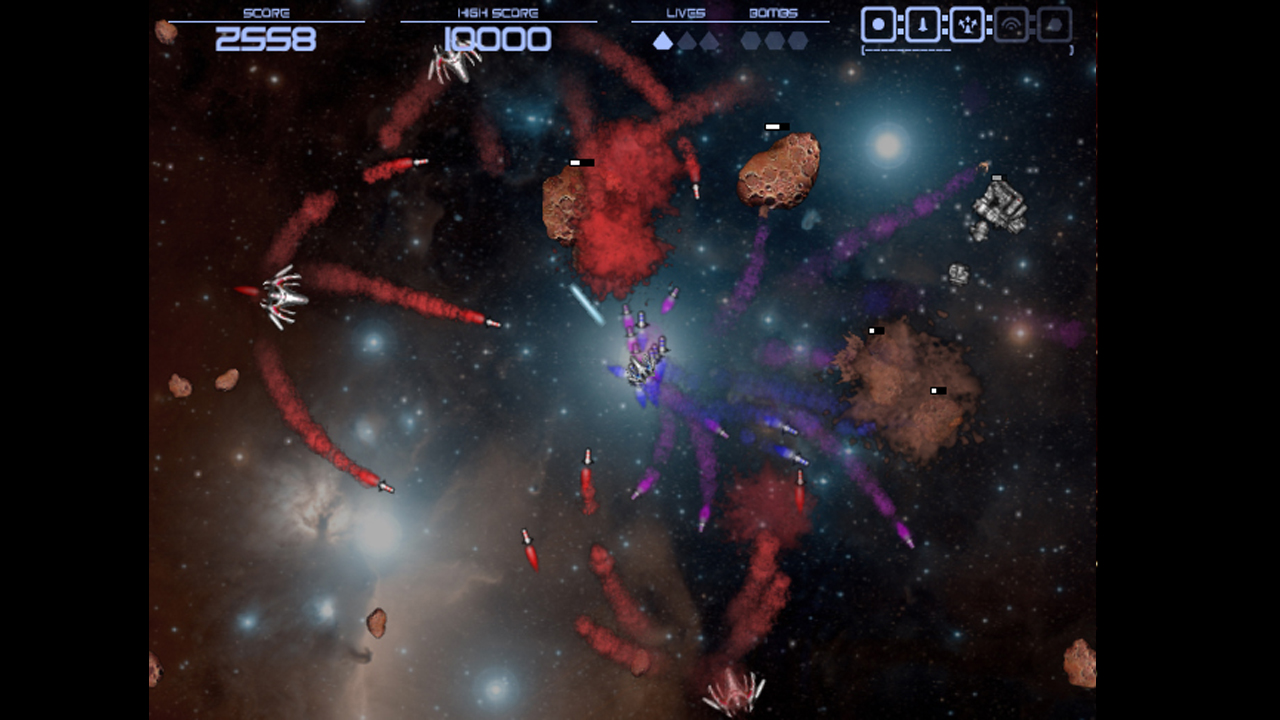 Dark Matter screenshot