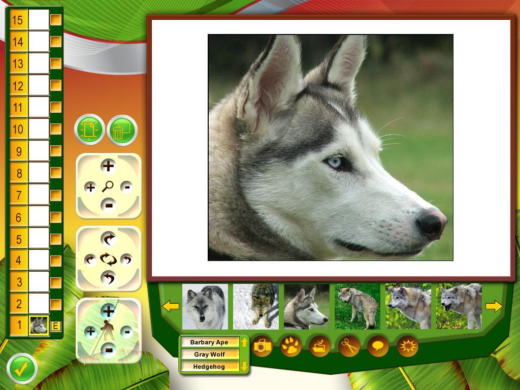 Wildlife Creative Studio screenshot