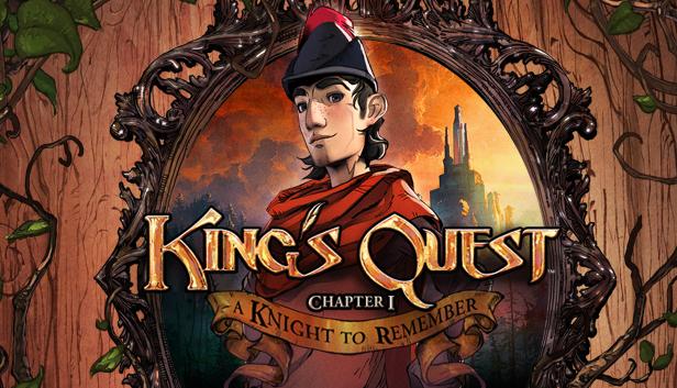 king's quest 4  windows 7