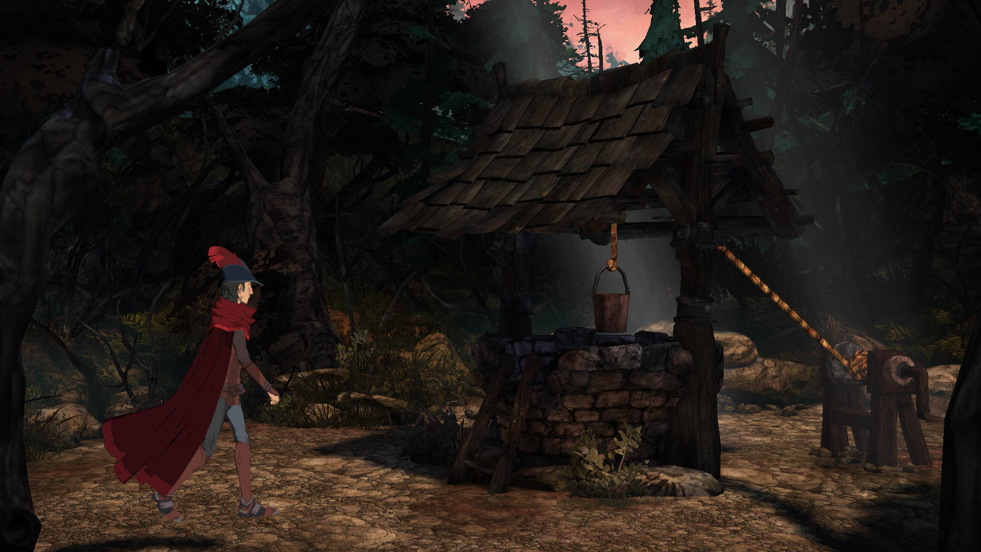 King's Quest [RePack] [2015|Rus|Eng]