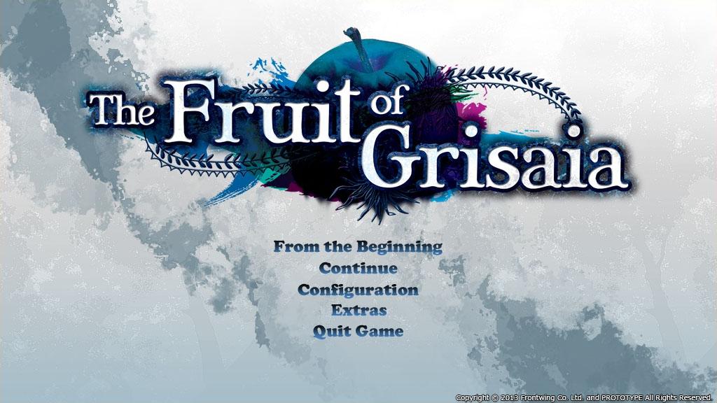 The Fruit of Grisaia screenshot