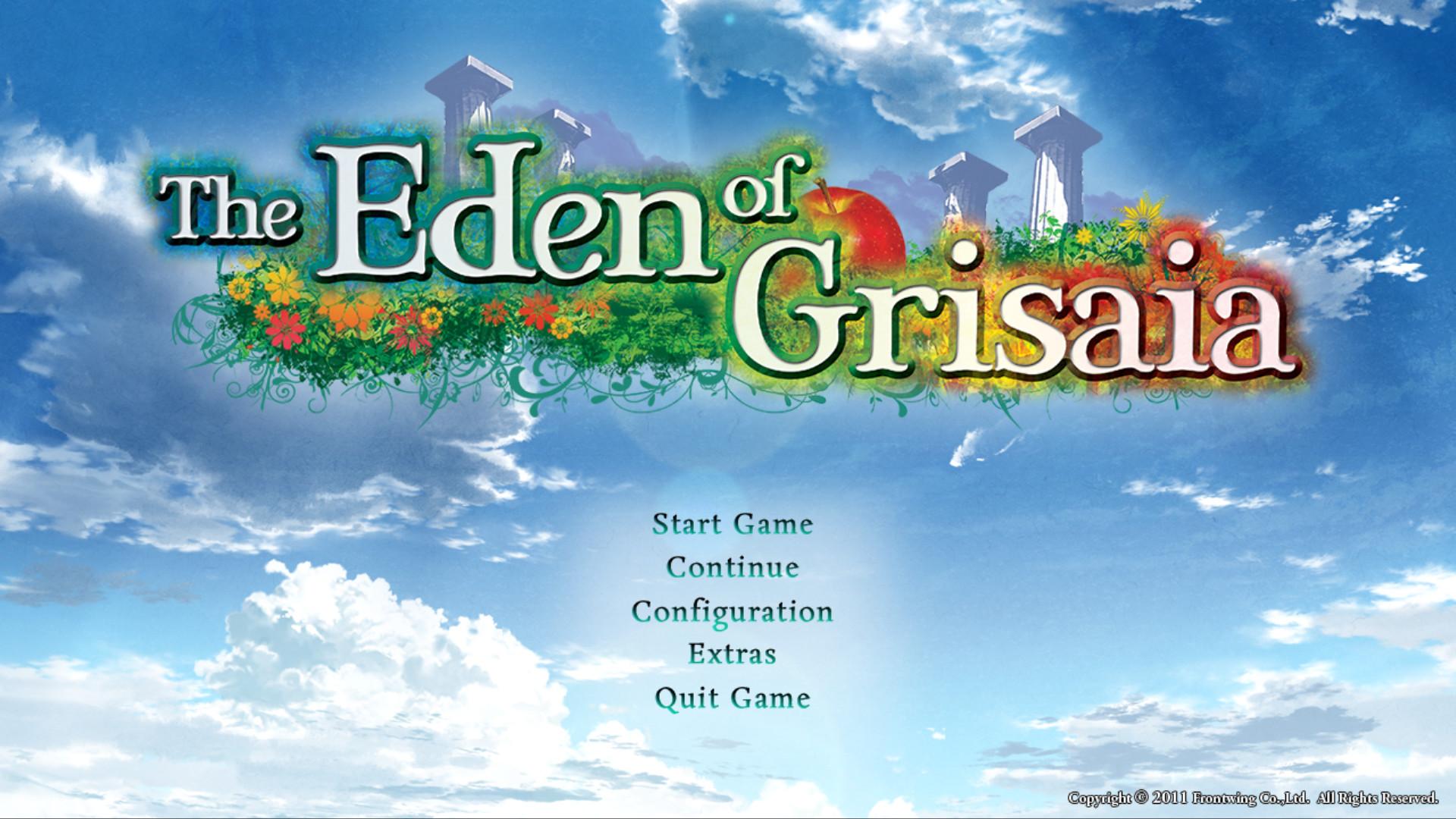 The Eden of Grisaia screenshot