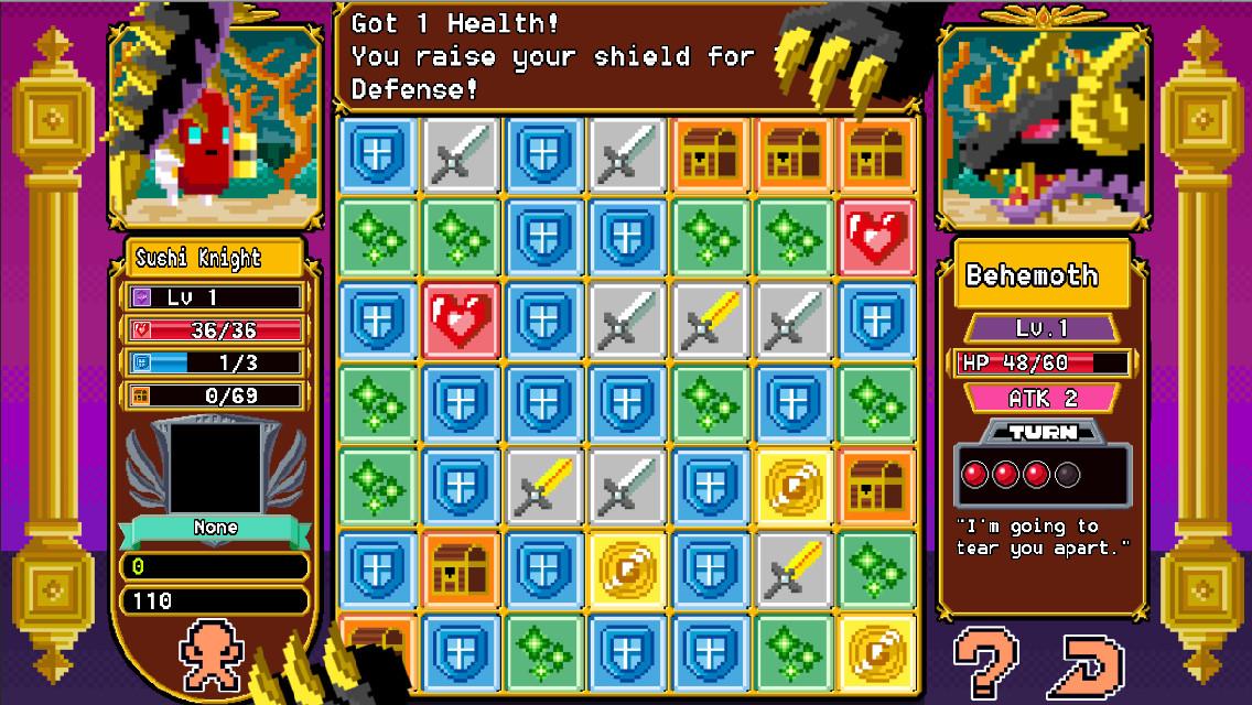 Block Legend DX screenshot