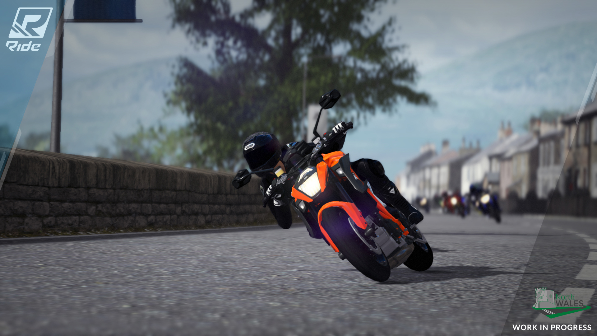 RIDE screenshot