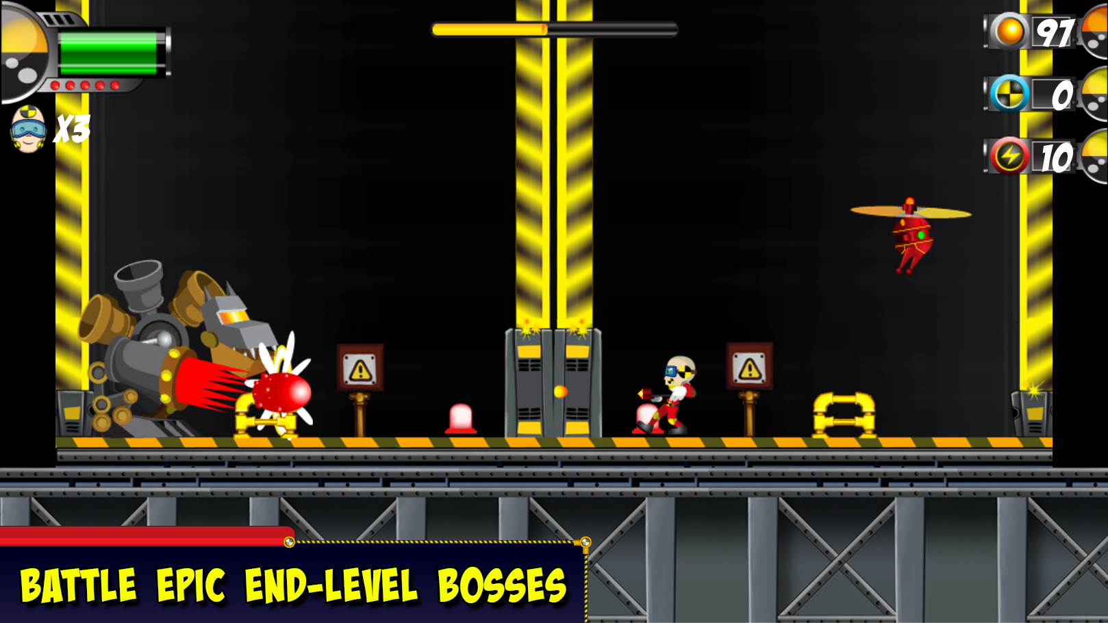 Crash Dummy screenshot