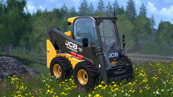 Farming Simulator 15 Machines Farming Simulator 15 Jcb on