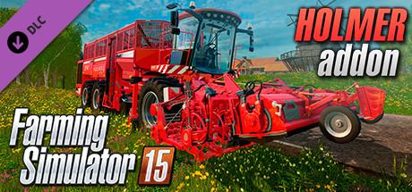 Farming Simulator 15 - HOLMER