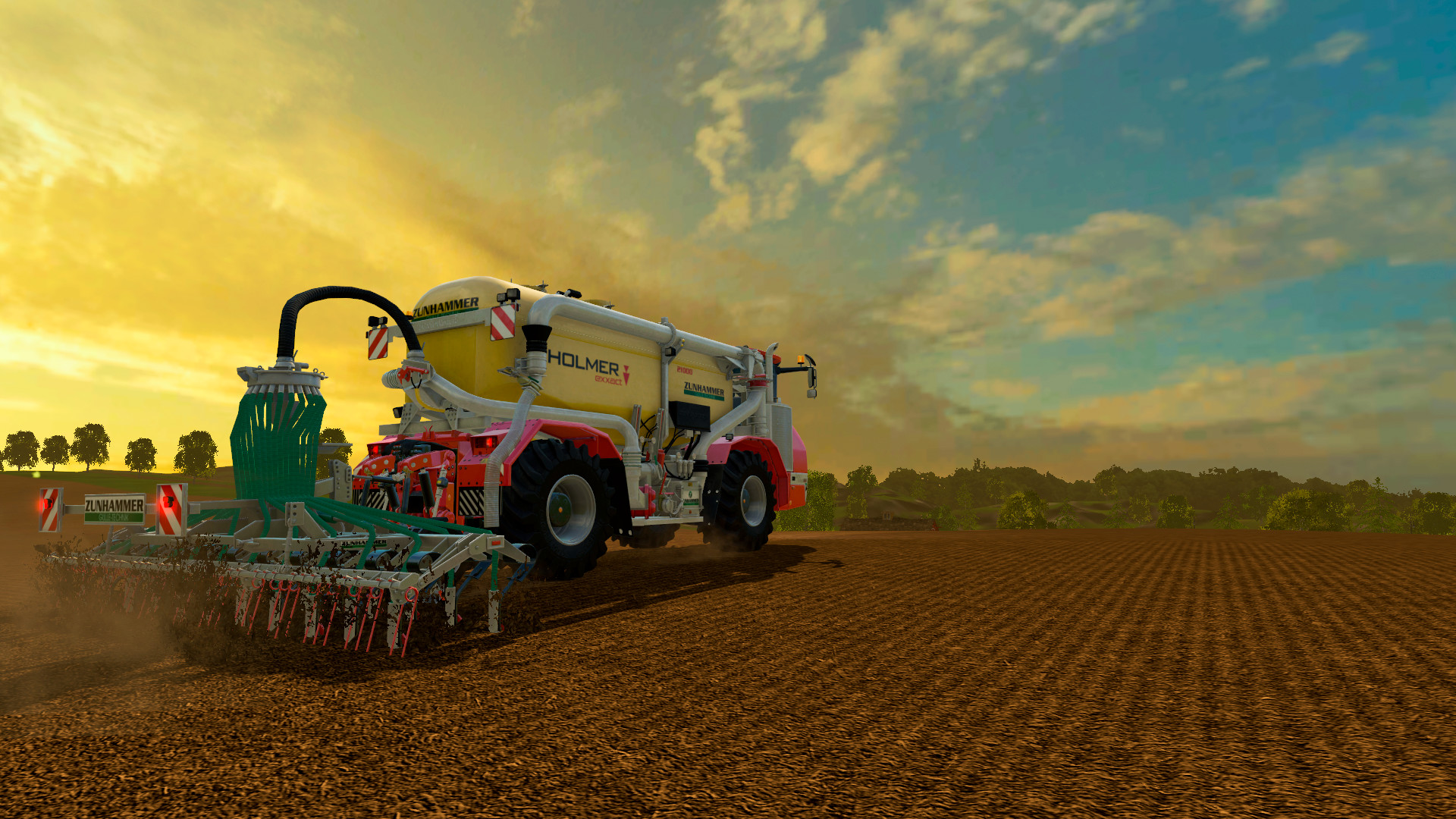 Farming Simulator 15 - HOLMER screenshot