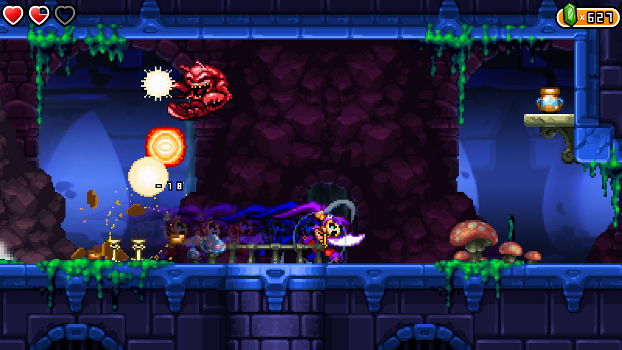 Shantae and the Pirate's Curse screenshot 2
