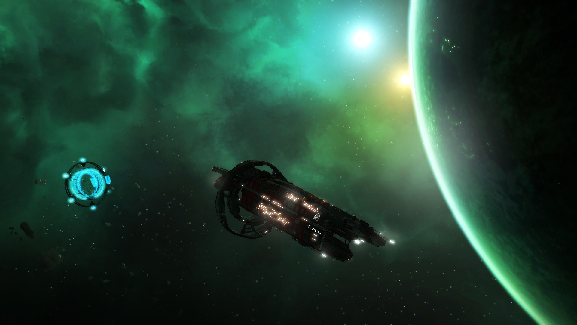Starpoint Gemini 2: Secrets of Aethera screenshot