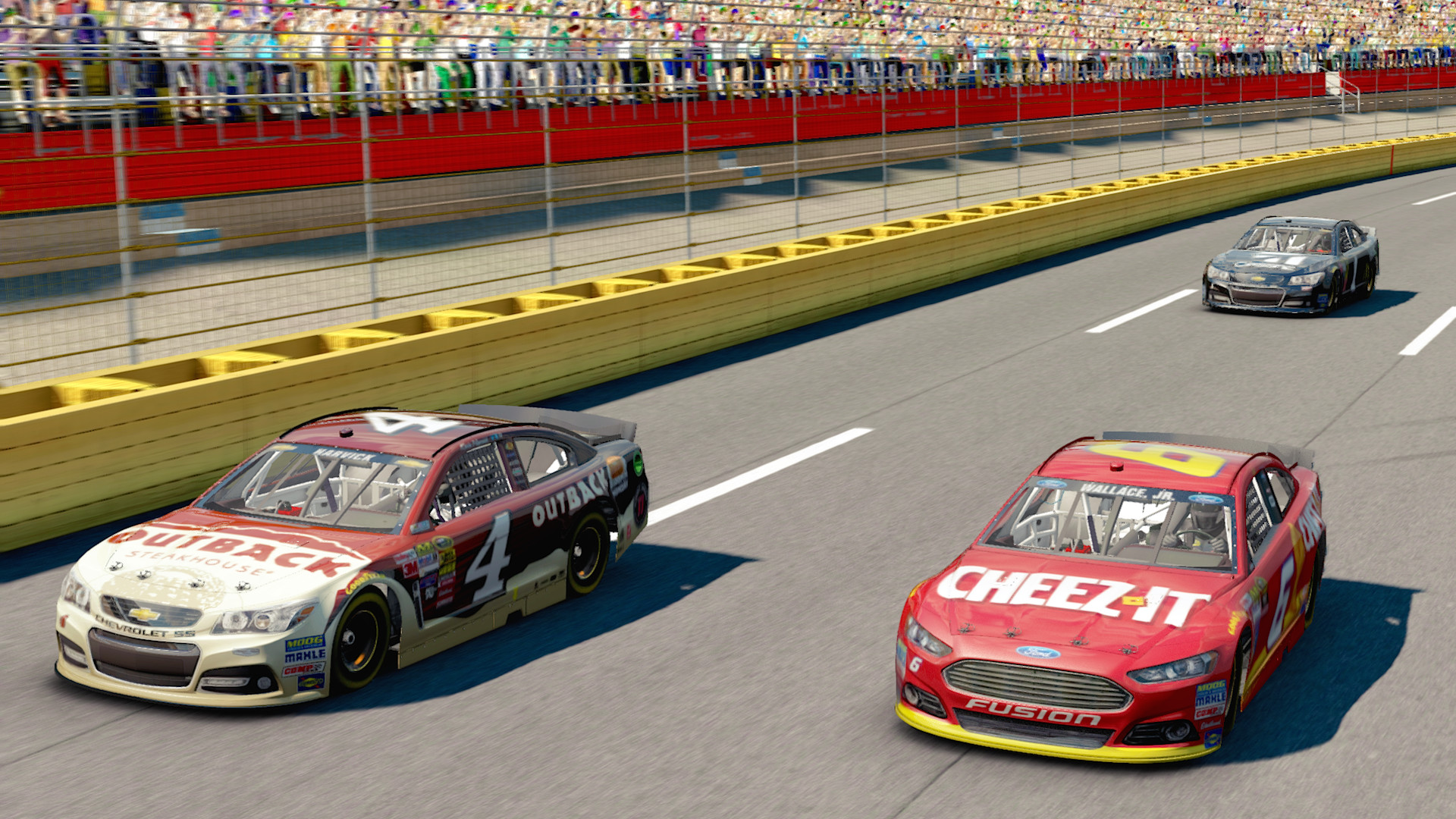 NASCAR '15 Victory Edition screenshot