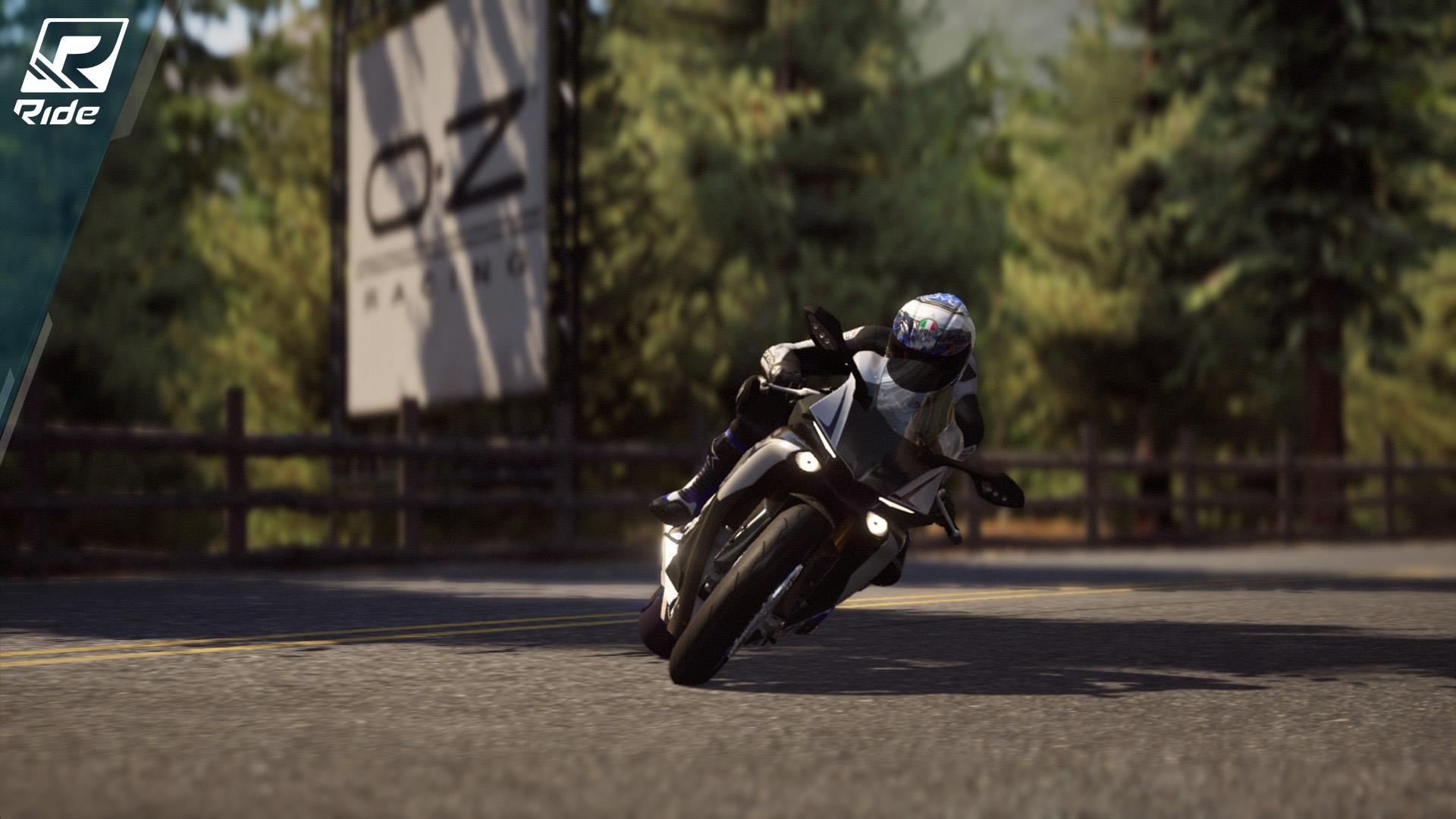RIDE: Yamaha 2015 Bike Models screenshot