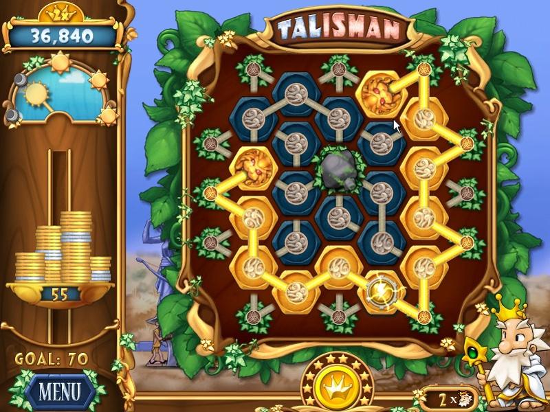 Talismania Deluxe screenshot