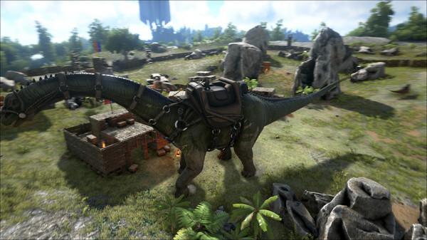Скриншот игры [Аккаунт] ARK: Survival Evolved