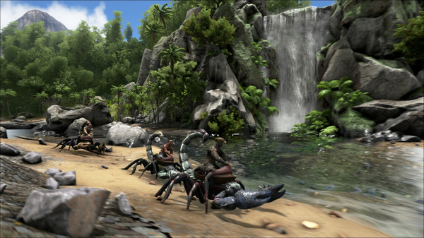 ARK:SurvivalEvolved スクリーンショット24