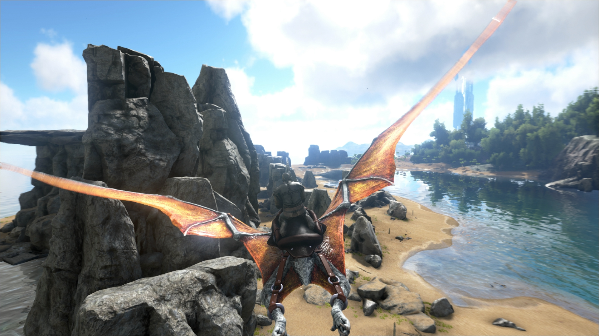 VRゲーム,ARK: Survival Evolved,イメージ